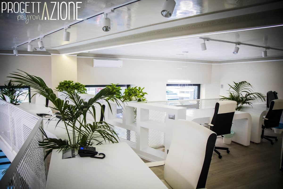 Progettazione Peyron - coworking Torino per l'architettura